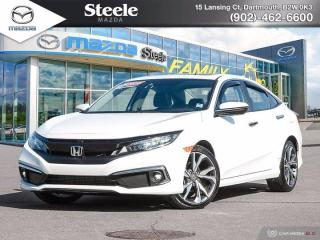 Used 2020 Honda Civic Sedan Touring for sale in Dartmouth, NS