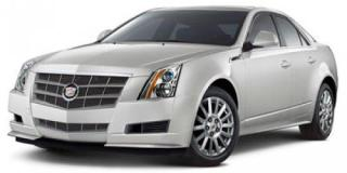 Used 2012 Cadillac CTS Sedan BASE for sale in Moose Jaw, SK