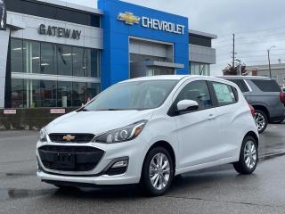 New 2022 Chevrolet Spark 1LT CVT for sale in Brampton, ON