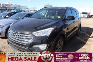 Used 2014 Hyundai Santa Fe XL 3.3L V6, Heated Seats, 3 Row Seating for sale in Saskatoon, SK