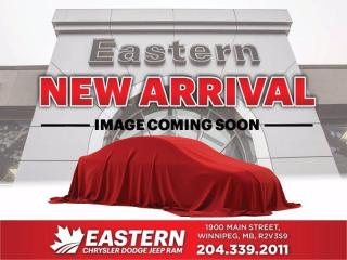 Used 2017 Dodge Grand Caravan SXT | Backup Camera | DVD | for sale in Winnipeg, MB