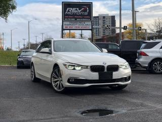 Used 2017 BMW 3 Series 328d XDrive | Diesel | Wagon | Navi | Pano Roof | for sale in Ottawa, ON