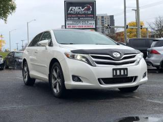 Used 2014 Toyota Venza LIMITED | AWD | V6 | SUNROOF | REVERSE CAM for sale in Ottawa, ON