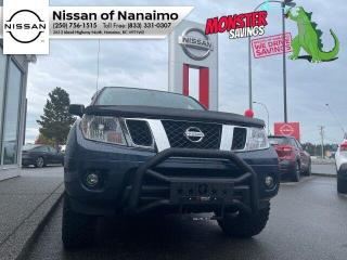 Used 2019 Nissan Frontier SV for sale in Nanaimo, BC