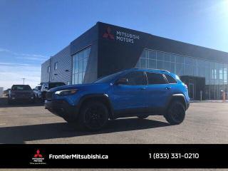 Used 2019 Jeep Cherokee Trailhawk Elite for sale in Grande Prairie, AB