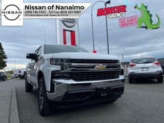 Used 2021 Chevrolet Silverado 1500 LT for sale in Nanaimo, BC