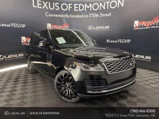 Used 2018 Land Rover Range Rover V8 Supercharged SWB for sale in Edmonton, AB