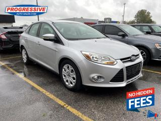 Used 2012 Ford Focus SE for sale in Sarnia, ON
