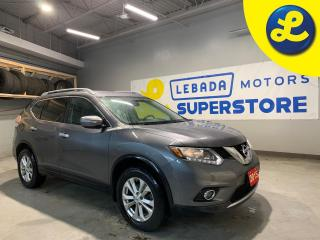 Used 2015 Nissan Rogue *SV-R AWD * Remote Start * Panoramic Sunroof * Back Up Camera * Push Button Start * Sport Mode * Eco Mode * AWD Lock * Down Hill Assist * Cruise Contr for sale in Cambridge, ON