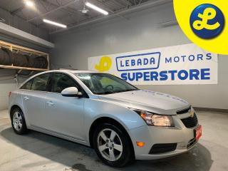 Used 2014 Chevrolet Cruze LTZ * Sunroof * Heated Leather Seats * Remote Start * Back Up Camera * Dual Climate Control * Steering Wheel Controls * Cruise Control * Hands Free Ca for sale in Cambridge, ON
