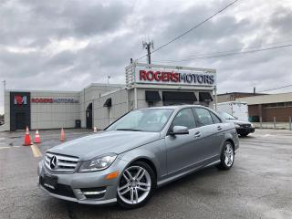 Used 2012 Mercedes-Benz C250 4MATIC - LEATHER - BLUETOOTH for sale in Oakville, ON