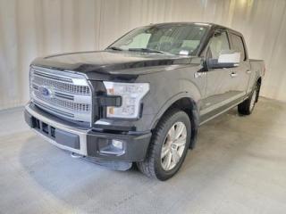 Used 2015 Ford F-150 PLATINUM for sale in Regina, SK