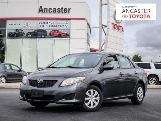 Used 2010 Toyota Corolla S for sale in Ancaster, ON