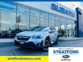 New 2021 Subaru XV Crosstrek Sport w/ Eyesight for sale in Stratford, ON