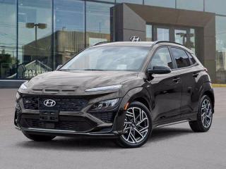 New 2022 Hyundai KONA N Line for sale in Halifax, NS