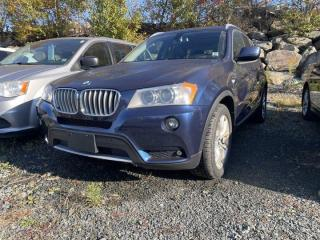 Used 2013 BMW X3 28i for sale in Dartmouth, NS