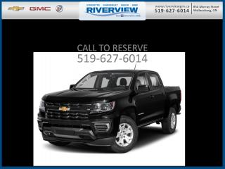 New 2022 Chevrolet Colorado LT for sale in Wallaceburg, ON