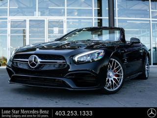 Used 2017 Mercedes-Benz AMG SL 63 Roadster for sale in Calgary, AB