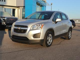 Used 2015 Chevrolet Trax FWD LS for sale in Weyburn, SK