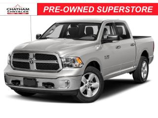 Used 2016 RAM 1500 SLT for sale in Chatham, ON