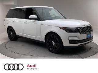 Used 2018 Land Rover Range Rover V8 Supercharged SWB for sale in Burnaby, BC