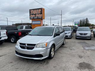 Used 2012 Dodge Grand Caravan SXT*STOWNGO*7 PASSENGER*AS IS SPECIAL for sale in London, ON