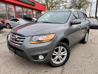 Used 2010 Hyundai Santa Fe AWD Limited 3.5L for sale in London, ON