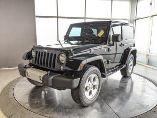 Used 2014 Jeep Wrangler Sahara for sale in Edmonton, AB