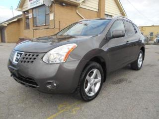 Used 2009 Nissan Rogue SL AWD 2.5L Loaded Leather Sunroof ONLY 153,000Km for sale in Rexdale, ON