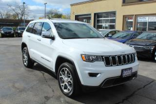Used 2020 Jeep Grand Cherokee Limited for sale in Brampton, ON