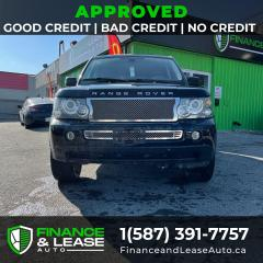 Used 2007 Land Rover Range Rover Sport SC for sale in Calgary, AB