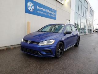 Used 2019 Volkswagen Golf R DSG | 4MOTION | LOW KMS | VW CERTIFIED for sale in Edmonton, AB