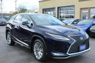 Used 2020 Lexus RX RX 450h EXECUTIVE PACKAGE for sale in Brampton, ON