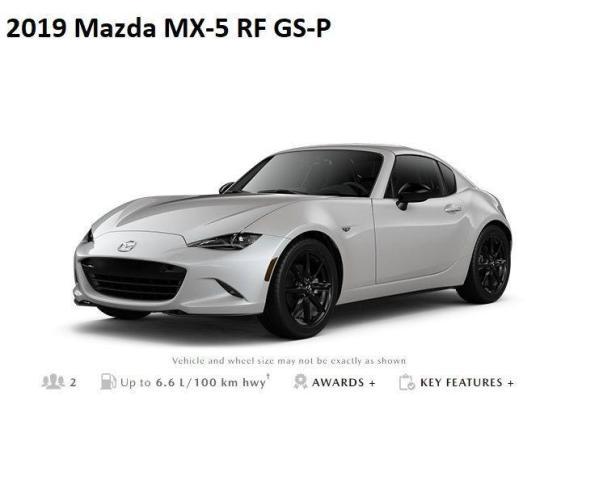 2019 Mazda Miata MX-5 RF GS-P + Convertible