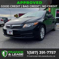 Used 2012 Honda Civic EX for sale in Calgary, AB