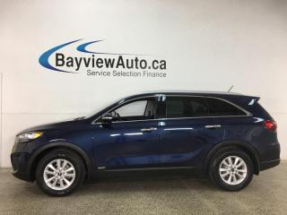 Used 2019 Kia Sorento 2.4L EX - AWD! 7 PASSENGER! LEATHER! ALLOYS! + MORE! for sale in Belleville, ON