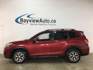 Used 2019 Subaru Forester 2.5i Touring - AWD! PANOROOF! 1/2 LEATHER! + MORE! for sale in Belleville, ON