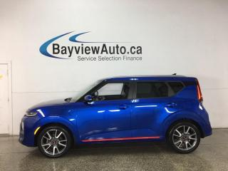 Used 2020 Kia Soul EX Premium - GT LINE! LOADED! ONLY 15,000KMS! for sale in Belleville, ON