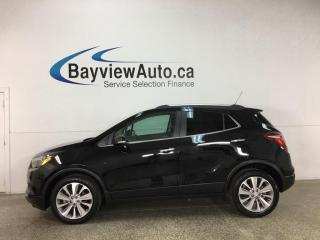 Used 2019 Buick Encore Preferred - AWD! 1/2 LEATHER! PWR GROUP! for sale in Belleville, ON