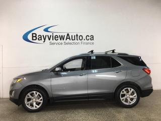 Used 2018 Chevrolet Equinox for sale in Belleville, ON