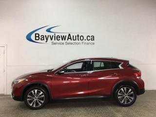 Used 2017 Infiniti QX30 for sale in Belleville, ON