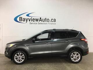 Used 2017 Ford Escape for sale in Belleville, ON