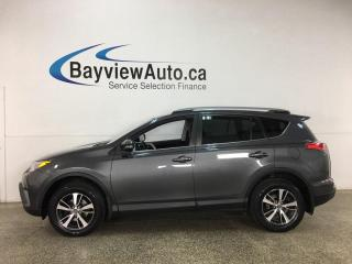 Used 2017 Toyota RAV4 XLE - AWD! REVERSE CAM! ALLOYS! + MORE! for sale in Belleville, ON