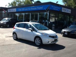 Used 2015 Nissan Versa Note 1.6 SV HEATED SEAT. A/C. POWER GROUP. for sale in Kingston, ON