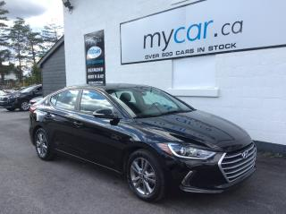 Used 2018 Hyundai Elantra GL ALLOYS. HEATED SEATS. BACKUP CAM. A/C. POWER GROUP for sale in Kingston, ON