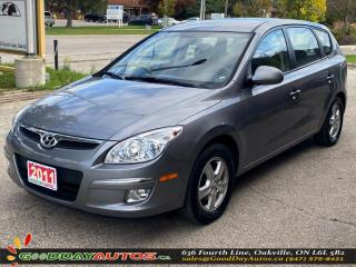 Used 2011 Hyundai Elantra Touring GLS|ONE OWNER|LOW KM|NO ACCIDENT|WARRANTY|CRTFD for sale in Oakville, ON