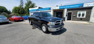 Used 2017 RAM 1500 ST ALLOYS, RUNNING BOARDS, POWERGROUP, HEMI POWER!! for sale in North Bay, ON