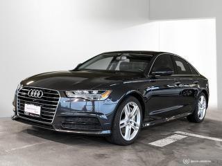 Used 2017 Audi A6 3.0T Technik quattro w/ 19