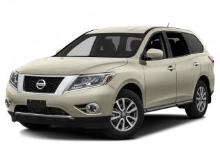 Used 2014 Nissan Pathfinder SL for sale in Mississauga, ON