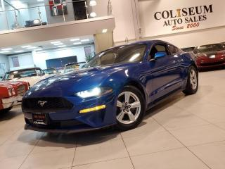 Used 2018 Ford Mustang ECOBOOST FASTBACK-AUTOMATIC-66KM-FACTORY WARRANTY for sale in Toronto, ON